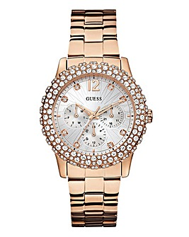 Guess Ladies Dazzler Bracelet Watch