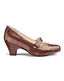 Mary Jane Shoes D Fit