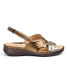 Cushion Walk Comfort Sandals E Fit