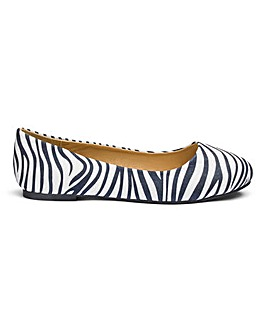 Ballerina Shoes E Fit