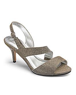 Heavenly Soles Flexi Evening Shoes E Fit