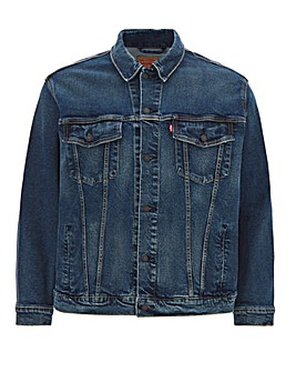 Levi's Big & Tall Trucker Jacket