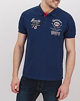 Joe Browns Speeders Polo