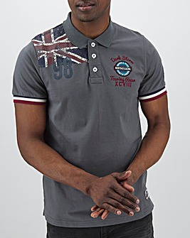 Joe Browns Union Jack Polo Long