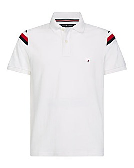 Tommy Hilfiger Shoulder Insert Polo