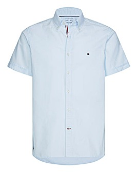 Tommy Hilfiger Short Sleeve Oxford Shirt