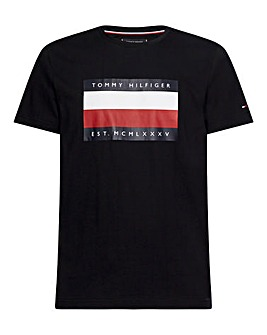Tommy Hilfiger Corp Stripe Tee