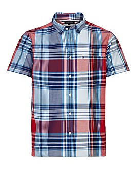 Tommy Hilfiger SS Check Shirt
