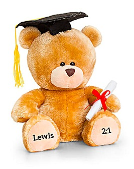 Personalised Graduation Bear