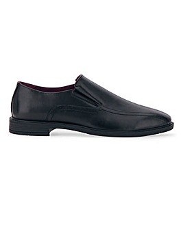 PU Slip On Formal Shoe Standard Fit