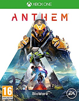 Anthem Inc Preorder Bonus DLC Xbox One