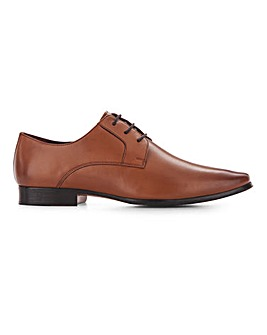 Mason Leather Formal Derby Extra Wide Fit
