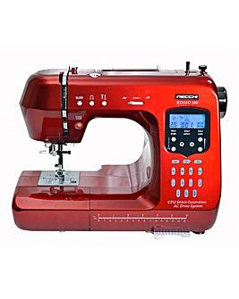 Necchi Rosso 200 Machine & Quilt Bundle