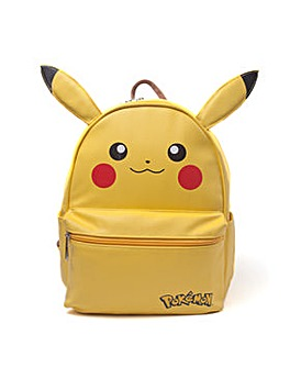 Pokemon Pikachu Lady Backpack