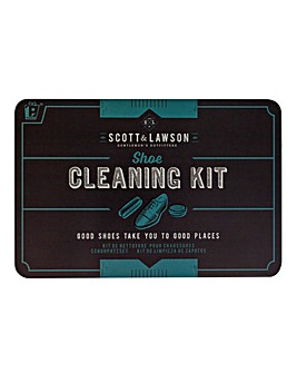 Scott and Lawson Shoe Cleaning Kit