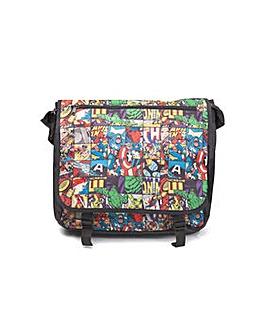 Marvel Comics Comic Messenger Bag