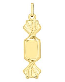 9ct Gold Sweet Charm