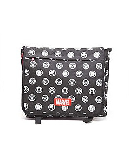 Marvel Comics Crests Messenger Bag