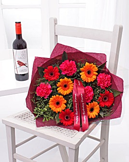 Red Wine Bouquet