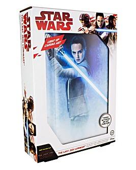 The Last Jedi Luminart