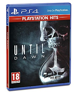 Until Dawn HITS Range PS4