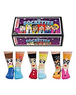 Sockettes Oddsocks for Kids