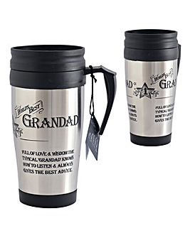 Best Grandad Travel Mug