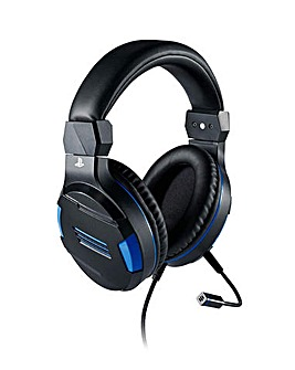 PS4 Official Stereo Gaming Headset