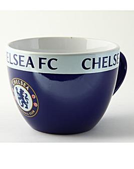 Football Cappuccino Mug
