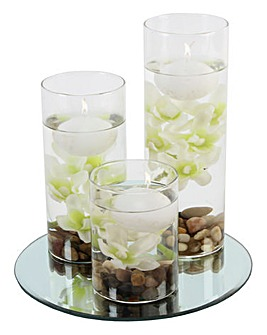 Floating Candle Set