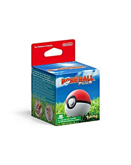 Poke Ball Plus Add On Nintendo Switch