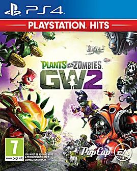 Plants vs Zombies Garden Warfare 2 PS4