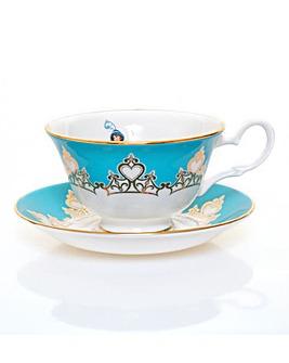 Jasmine Aladdin Tea Cup and Saucer Set