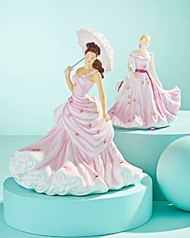 English Ladies For You Figurine W F Gift