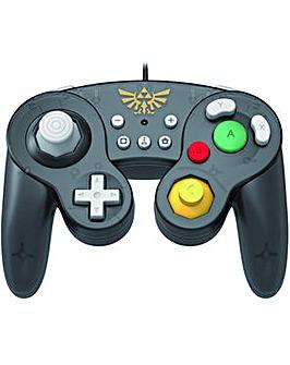 HORI Battle Pad Gamecube Style Zelda Pad