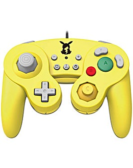 HORI Battle Pad Gamecube Style Pikachu