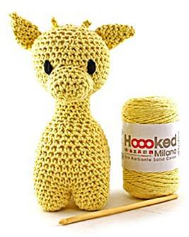 Crochet Animal Kit - Giraffe