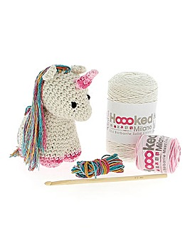 Crochet Animal Kit - Unicorn