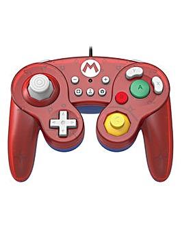 HORI Battle Pad Gamecube Style Mario Pad