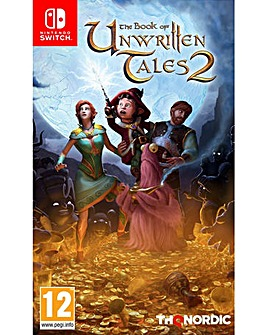 The Book of Unwritten Tales 2 Switch