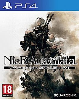 NieRAutomata Game of the YoRHa Edition
