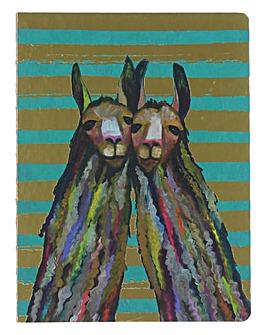 Llamas Note Book