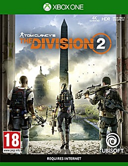Tom Clancys The Division 2 Xbox One