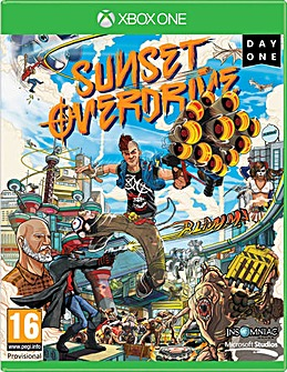 Sunset Overdrive Day One Edition XB1