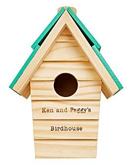Personalise Bird House