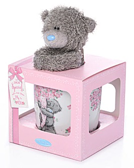 Me to You Mum Plush and Mug Gift Set