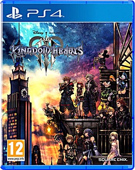 Kingdom Hearts III 3 PS4