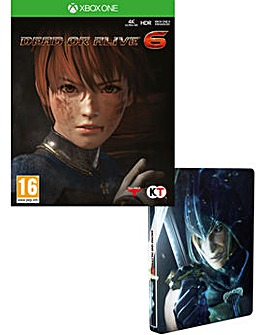 Dead or Alive 6 Inc Steelbook Xbox One