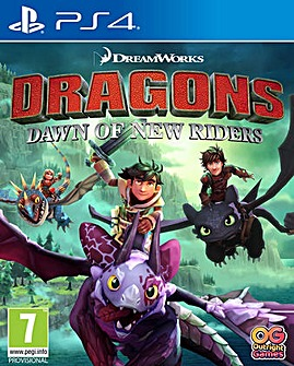 DreamWorks Dragons Dawn of New Riders P4