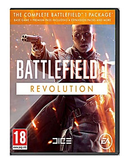 Battlefield 1 Revolution Code In A Box